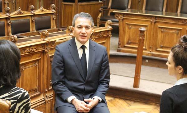 Interview With Mr Emir Kir Mayor Of Saint Josse European Professionals Network